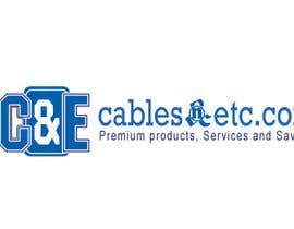 #189 for Logo Design for Cables & ETC by royind