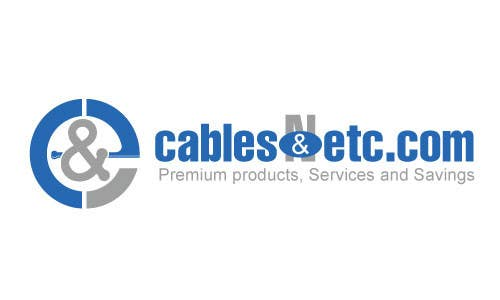 #188 for Logo Design for Cables & ETC by royind