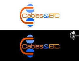 #192 para Logo Design for Cables & ETC por malakark
