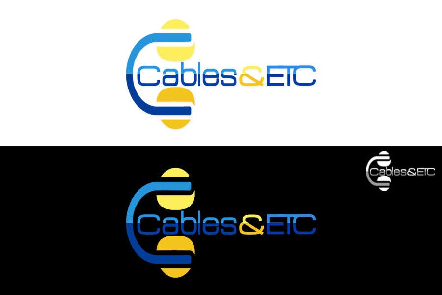 #190 for Logo Design for Cables & ETC by malakark