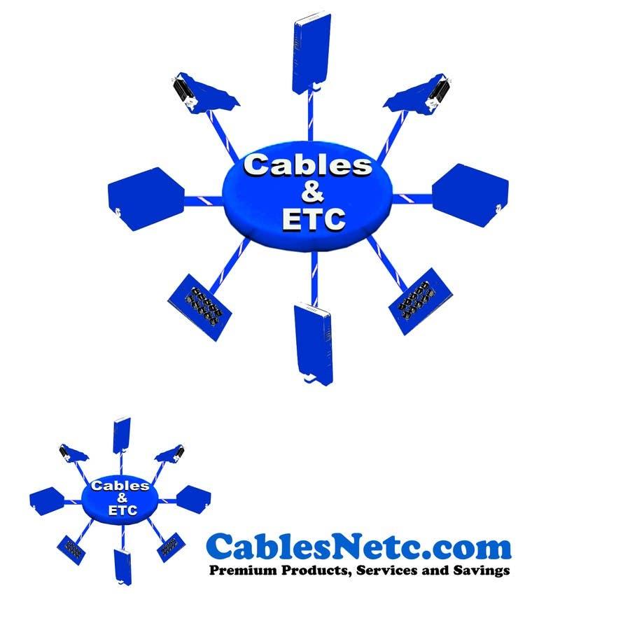 Konkurrenceindlæg #5 for Logo Design for Cables & ETC