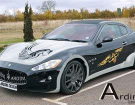 #8 cho Design an Advertisement for a Car Painting bởi birhanedangew