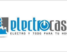 #207 para Corporate Identity for electrocasa. de FERNANDOX1977