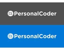 #113 para Diseñar un logotipo para nuevo servicio llamado Personal Coder. de rosselynmago