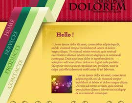 #3 untuk Build a Website for a restaurant and a one page website for a small community oleh Udovas