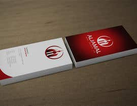 #33 untuk Stationery Design for AlJamal Real Estate Co. oleh FareehaZ