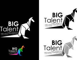 #297 for Design a Logo for Big Talent Pty Ltd af rogeliobello
