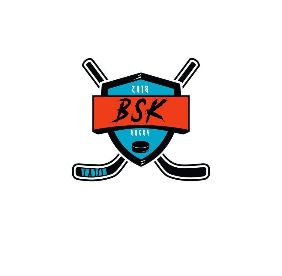 Entry 3 By Abdallahshoeib For Logo Design Hockey Tournament