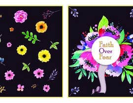 #97 for Faith Over Fear Book Cover Contest af DesignArt9495