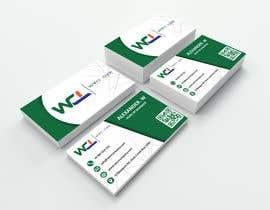 Nro 195 kilpailuun Design a Elegant, Professional, and Modern Business Card For a Software Development Company käyttäjältä Manik012