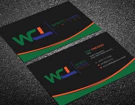 Nro 175 kilpailuun Design a Elegant, Professional, and Modern Business Card For a Software Development Company käyttäjältä nawab236089