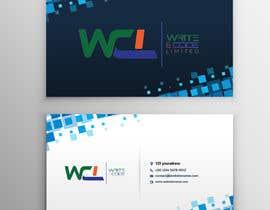 Nro 130 kilpailuun Design a Elegant, Professional, and Modern Business Card For a Software Development Company käyttäjältä vucha