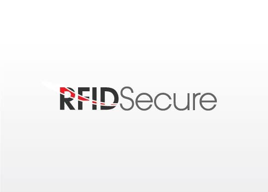 Penyertaan Peraduan #63 untuk Logo Design for RFIDSecure