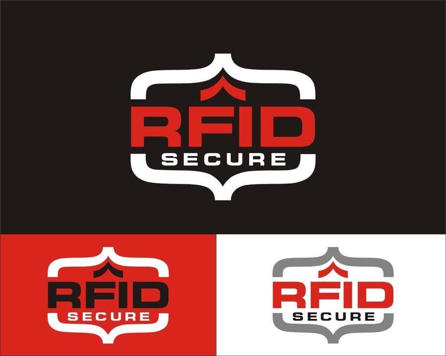 Penyertaan Peraduan #45 untuk Logo Design for RFIDSecure