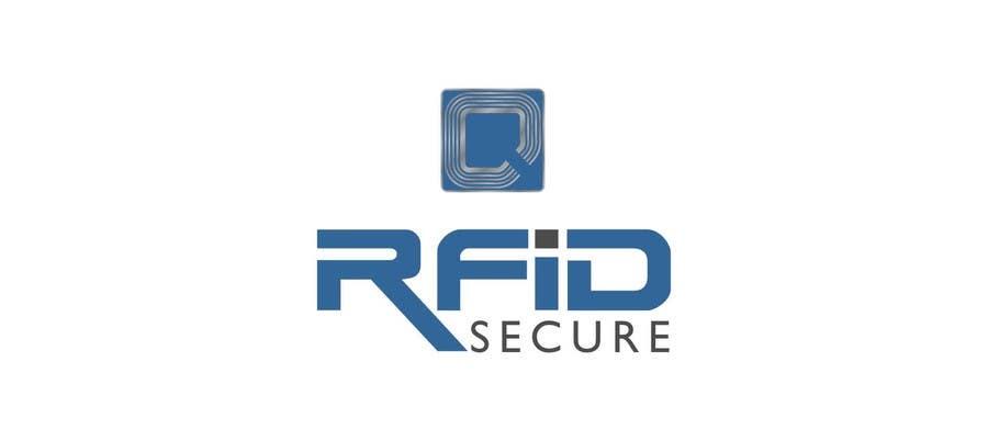 Penyertaan Peraduan #46 untuk Logo Design for RFIDSecure