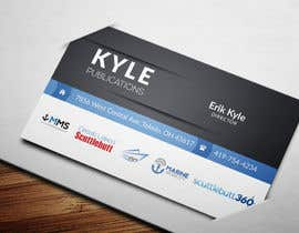 #25 untuk Design some Business Cards for Company oleh ejonayed