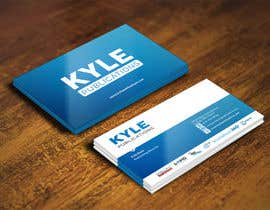 #7 untuk Design some Business Cards for Company oleh rramosn