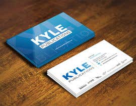 #9 untuk Design some Business Cards for Company oleh rramosn
