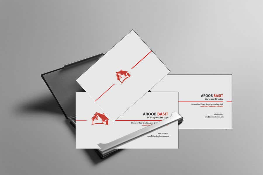 Entry #43 by themefr45 for Design Digital Business Cards to Send via ...