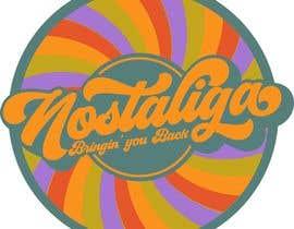 #59 untuk Nostalgia musical logo oleh andrewjknapp