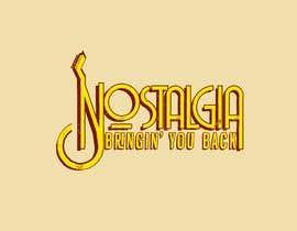 #86 untuk Nostalgia musical logo oleh demasgraphics