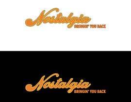 #34 untuk Nostalgia musical logo oleh garyherbert1970