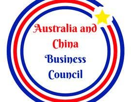 "designsbymallika tarafından Logo design for "" Australia China Business & Culture Council"" colour base is navy blue and red, please reference both national flags için no 2"