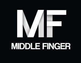 """#467 untuk logo required for the brand name """"MF"""" & MIDDLE FINGER oleh medazizbkh"""