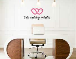 GENIUSGRAPHIC tarafından Design a Logo - ido wedding websites için no 87