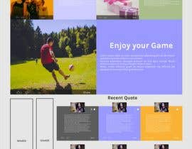 #38 for Design a website mockup af Inadvertise