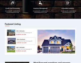 #17 for Real Estate Landing Page Template by webmastersud