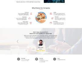 #29 for Real Estate Landing Page Template by joinwithsantanu