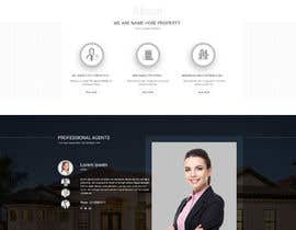 #7 for Real Estate Landing Page Template by sherazi2592