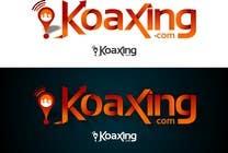 Graphic Design Конкурсная работа №899 для LOGO DESIGN for marketing company: Koaxing.com