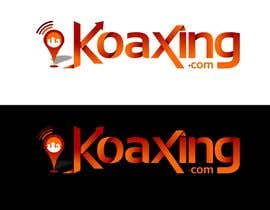 nº 749 pour LOGO DESIGN for marketing company: Koaxing.com par Woyislaw