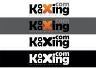 Graphic Design Contest Entry #247 for LOGO DESIGN for marketing company: Koaxing.com