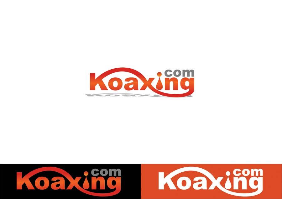 Contest Entry #947 for LOGO DESIGN for marketing company: Koaxing.com