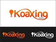 LOGO DESIGN for marketing company: Koaxing.com için Graphic Design683 No.lu Yarışma Girdisi