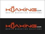 LOGO DESIGN for marketing company: Koaxing.com için 294 numaralı Graphic Design Yarışma Girdisi