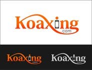 LOGO DESIGN for marketing company: Koaxing.com için Graphic Design383 No.lu Yarışma Girdisi