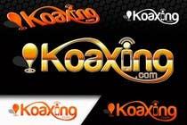 LOGO DESIGN for marketing company: Koaxing.com için Graphic Design871 No.lu Yarışma Girdisi