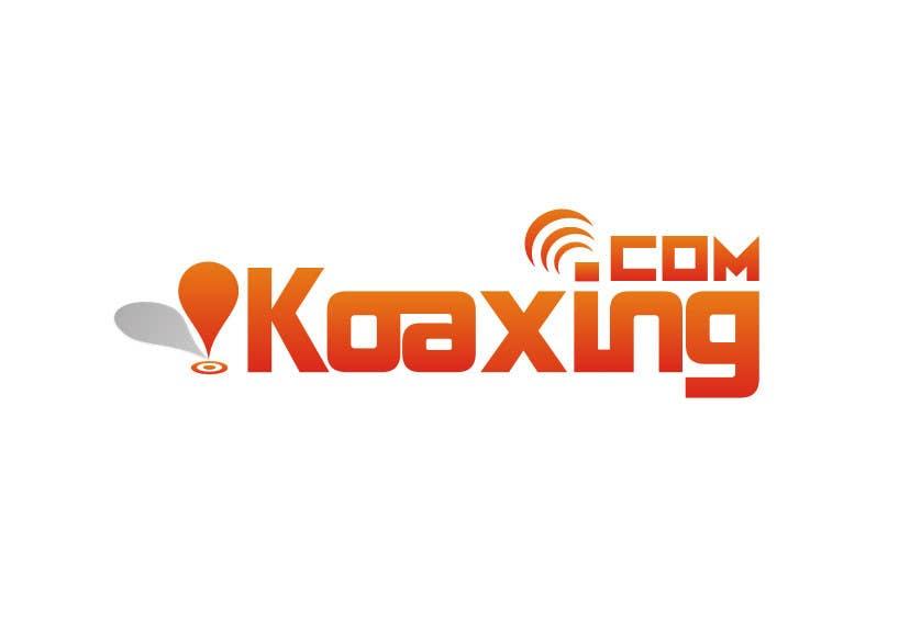 #768 for LOGO DESIGN for marketing company: Koaxing.com by ezra66