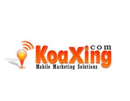 #786 for LOGO DESIGN for marketing company: Koaxing.com af mjuliakbar