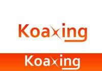 LOGO DESIGN for marketing company: Koaxing.com için Graphic Design854 No.lu Yarışma Girdisi