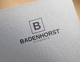 Nro 31 kilpailuun Design a Logo and Letterhead - Badenhorst Attorneys käyttäjältä Orko30
