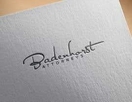 Nro 46 kilpailuun Design a Logo and Letterhead - Badenhorst Attorneys käyttäjältä Monirujjaman1977