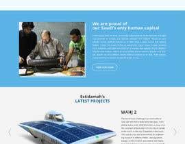 #31 for Website Design Concept (Mock UPs) by motivated83