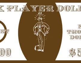 mihailnica10 tarafından Dollar Note artwork for board game için no 5