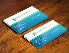 #45 cho Design some Business Cards for Bubble Futbol KC bởi IllusionG