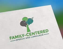 #199 for Family-Centered Speech and Language Logo by designerbd18